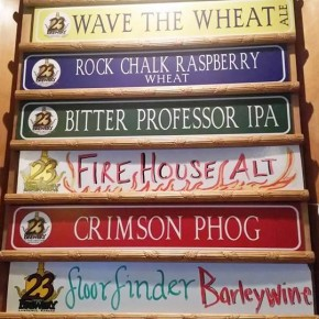 Firehouse Alt on Tap at 23rd Street