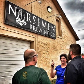 Norsemen Brewing Grand Opening