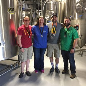 Big Brew Day Brew-Off LBG Winners