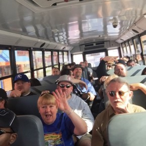 Kansas City Bus Trip