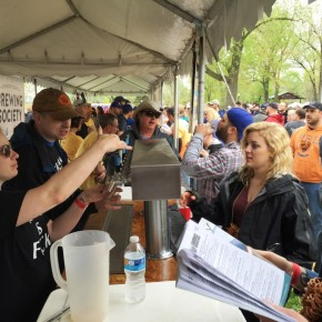 Parkville Microbrew Festival