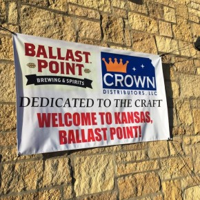 Ballast Point Comes to Kansas