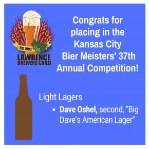Kansas City Bier Meisters' Competition