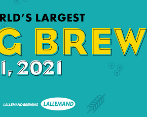 Virtual Big Brew Day May 1