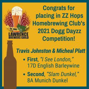 ZZ Hops Dogg Dayzz Competition